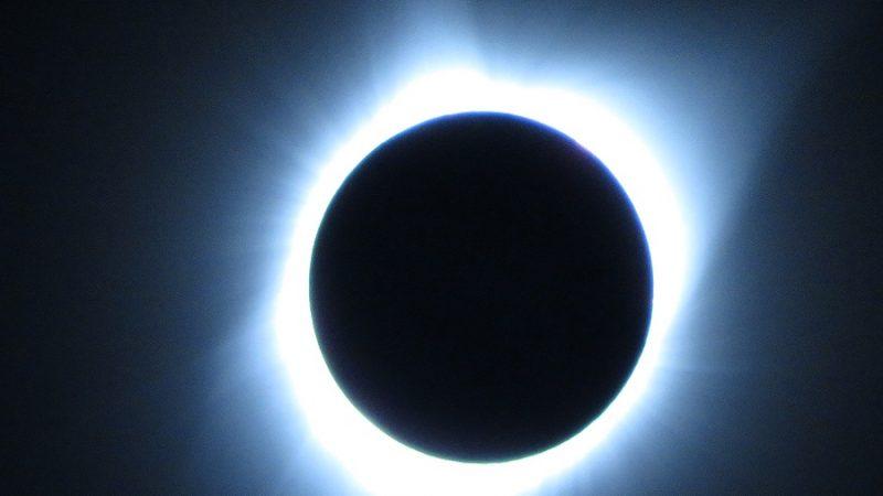 Полное солнечное затмение – Орегон 2017