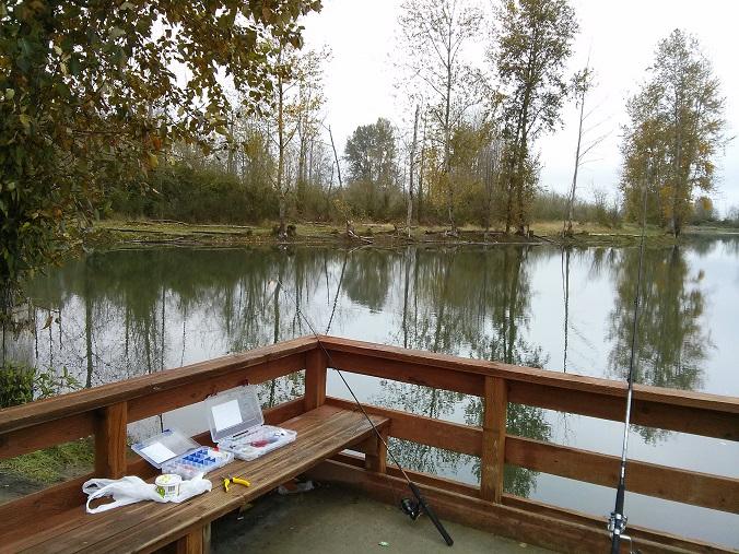 Рыбалка в штатах Орегон и Вашингтон