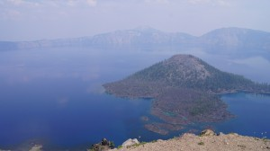 Кратерное озеро, Crater Lake