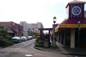 Сисайд - Seaside, Oregon