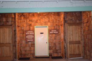 Горячий источник Карсон - Банный дом