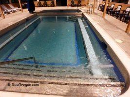 Горячий источник Карсон - бассейн