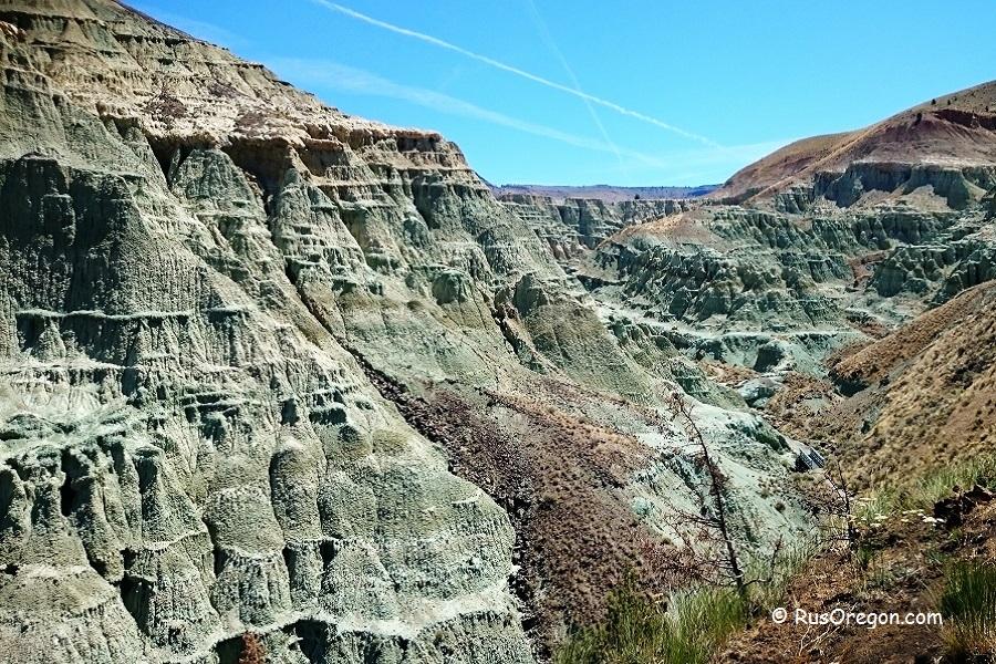 Овечья гора   Sheep Rock - Блю Бейзин   Blue Basin