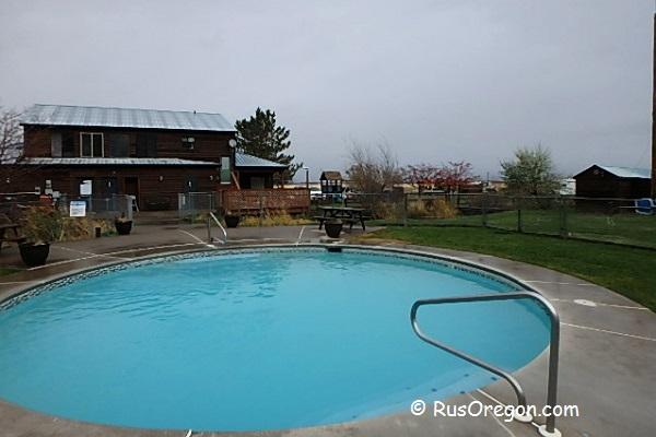 Горячий источник Гранде - Grande Hot Springs