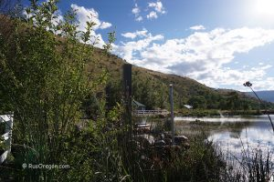 Горячий источник Хот Лейк - Hot Lake Springs