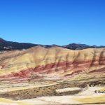 Раскрашенные Холмы - Painted Hills