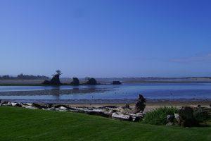 Залив Силетц - Siletz Bay Lincoln City