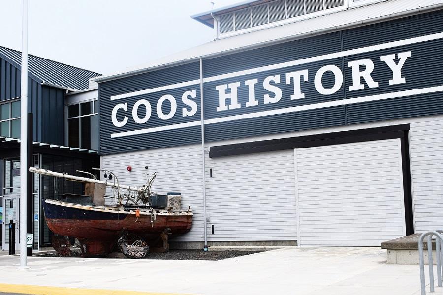 Исторический музей Кус Бэй - History Museum Coos Bay