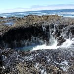 Колодец Тора - Thor's Well at Cook's Chasm