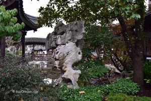 Китайский сад Лан Су - Портленд