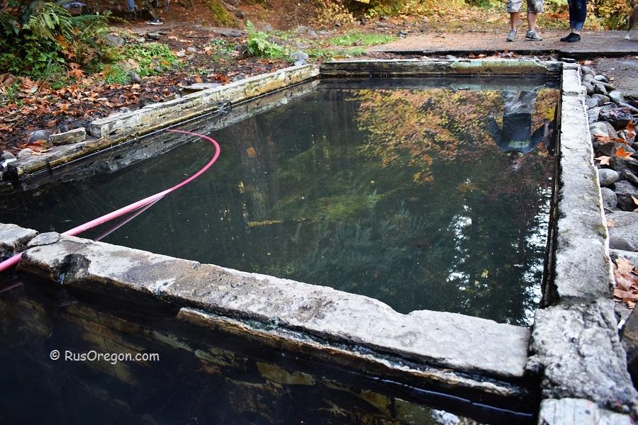 Горячий источник Нижний Брейтенбуш - Lower Breitenbush Hot Springs