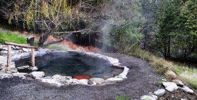 Лечебные свойства горячих источников и противопоказания