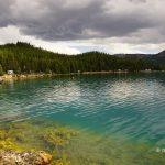 Вулкан Ньюберри - Озеро Паулина
