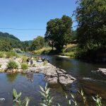 Река Алси - Купание