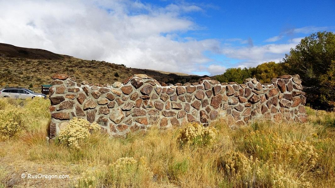 Горячие источники Антилопы - Hart Mountain Hot Springs