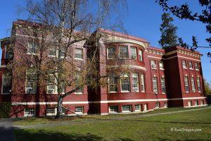 Старое здание госпиталя - Сейлем