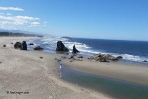 Прибрежная полоса Бэндон Орегон