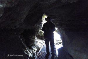 Вход в Карстовые пещеры