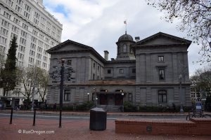 История Портленда - Portland History