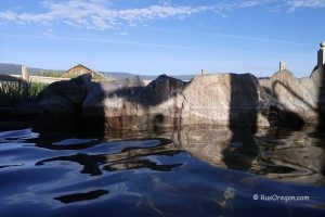 Горячий источник Саммер Лейк - Summer Lake