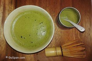 Приготовить чай Матча
