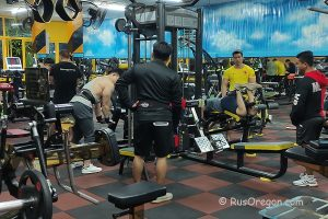 Типы физических тренировок