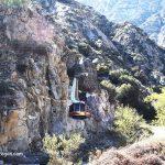 Канатная дорога Палм-Спрингс Калифорния